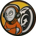 Drum Orange 001 PICTURE DISC