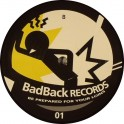 BadBack records 01 Repress