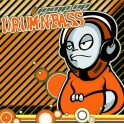 CD 100% Jump Up Drum'n'Bass -  Drum Orange